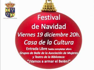 Lee más sobre el artículo Festival de Navidad