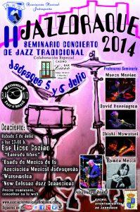 Jazzdraque 5 y 6 julio AMJ
