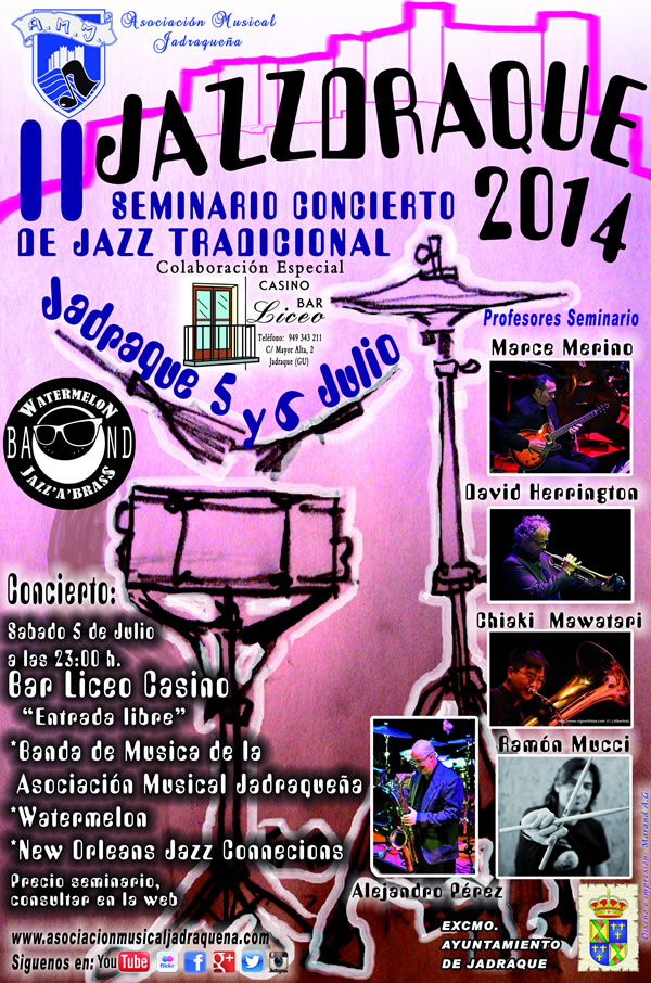 cartel jazz  2014