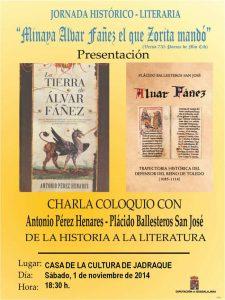 Lee más sobre el artículo Jornada Histórico Literaria