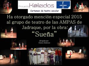 Teatro del AMPA