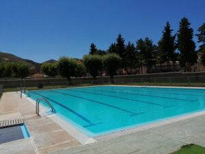 Apertura piscinas