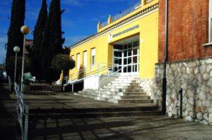 Residencia de Estudiantes.