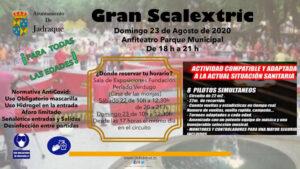 Gran Scalextric – domingo 23 de agosto