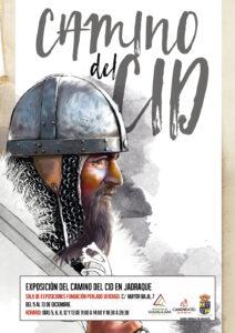 """La Fundación """"Perlado Verdugo"""" Exposición del Camino del Cid del 5 al 13 de diciembre de 2020."""