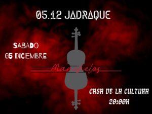Musica made in Spain. Sabado 5 de Diciembre de 2020 – 20:00 horas