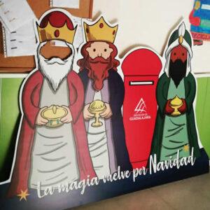 Buzones de los Reyes Magos
