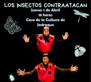 Los insectos contratacan