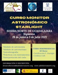Lee más sobre el artículo Curso Monitor Astronomico