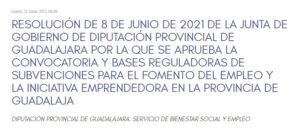 Lee más sobre el artículo Convocatoria de Subvenciones – Fomento de empleo