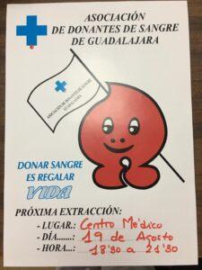 Lee más sobre el artículo Dona sangre