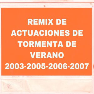 Lee más sobre el artículo Cine de Verano: Remix Tormenta de Verano
